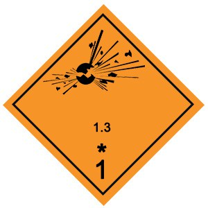 simbolo-adr-classe1-materie-e-oggetti-esplosivi-classe1.3