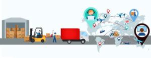 Illustrazione di una Supply Chain