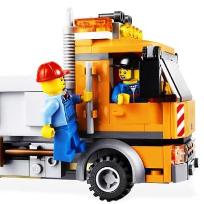 Autista Lego